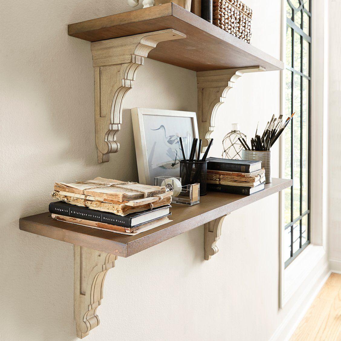 Lacquer Shelf Ballard Designs Decor Floating Shelves Shelves