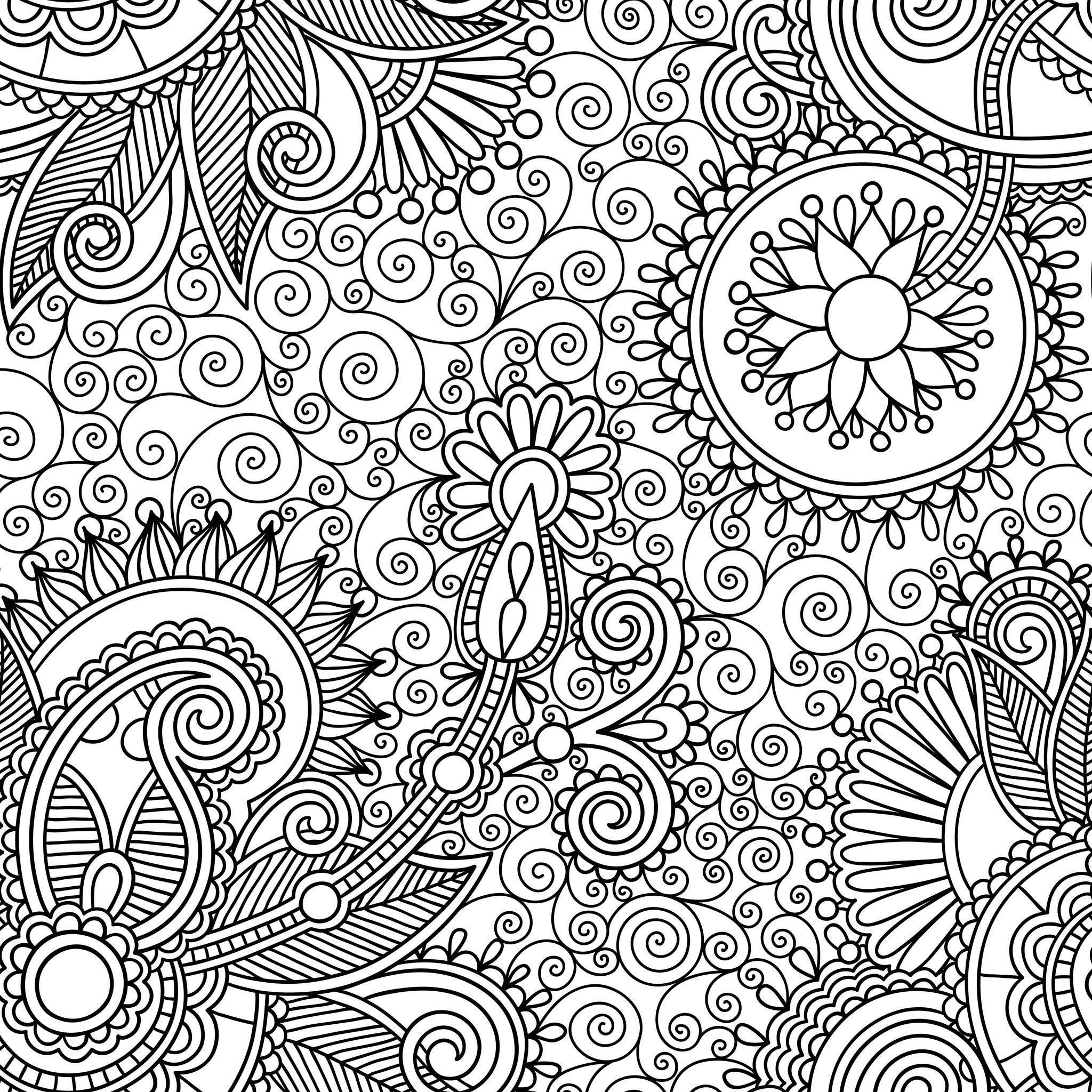 Les 25 Meilleures Idées De La Catégorie Elephant Mandala: Les 25 Meilleures Idées De La Catégorie Coloriage Zen Sur