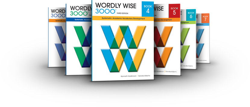 Wordly Wise 3000 3rd Edition FREE!   Click on STUDENTS for free Vocabulary word lists and games!