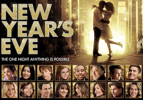 New Years Eve The Lives Of Several Couples And Singles In New