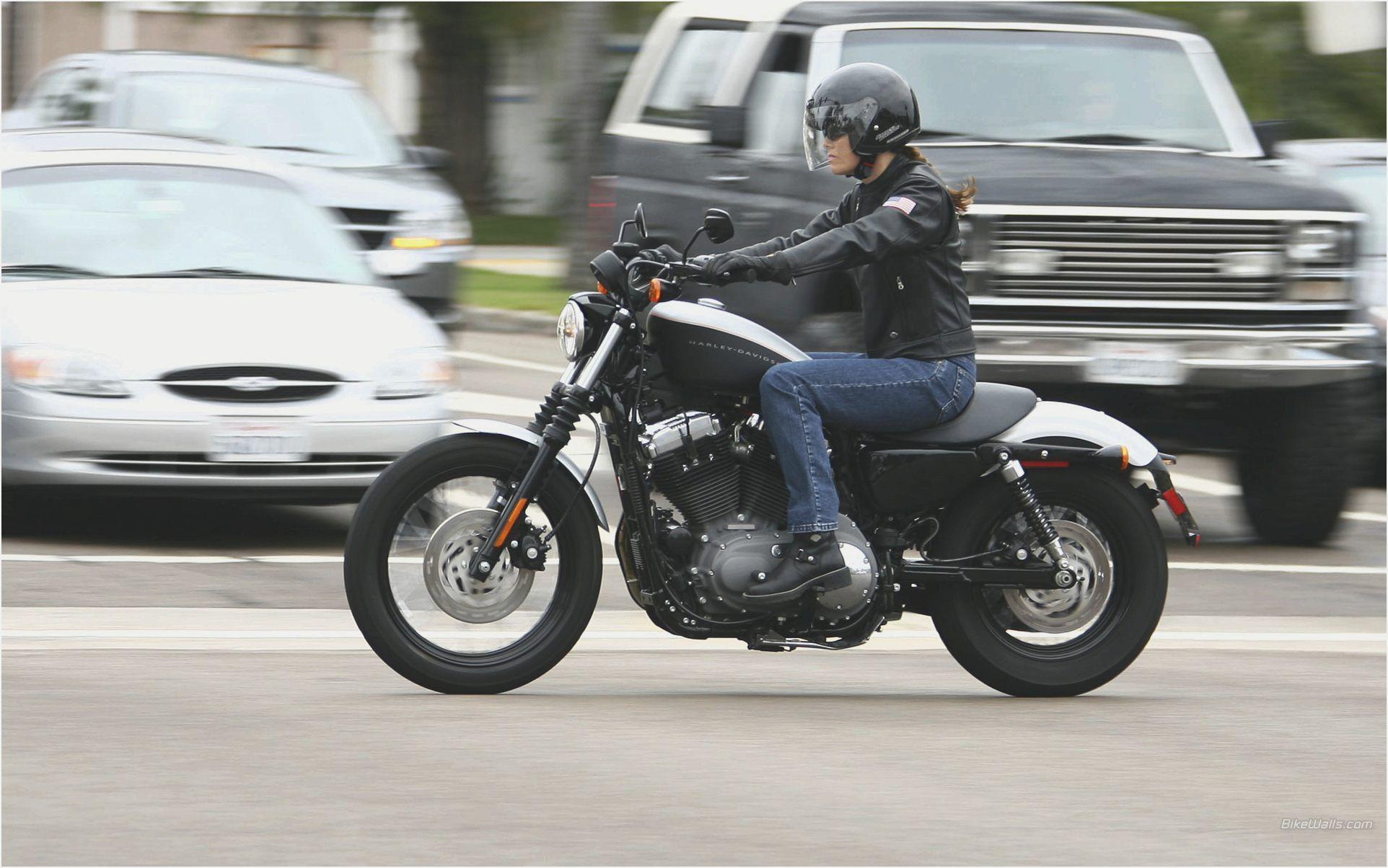2007 Harley Davidson XL 1200N Sportster 1200 Nightster Review ...
