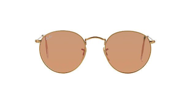 Ray-Ban RB3447 50 ROUND METAL Sunglasses  4e07edd3ad08