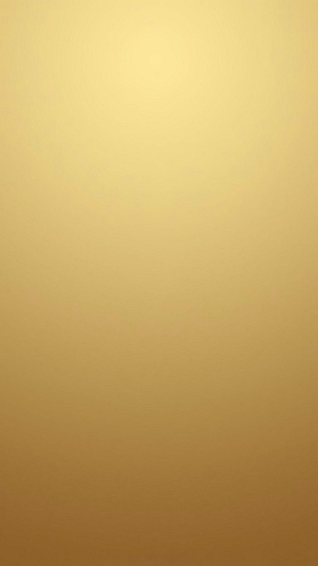 Plain Gold Wallpaper For IPhone