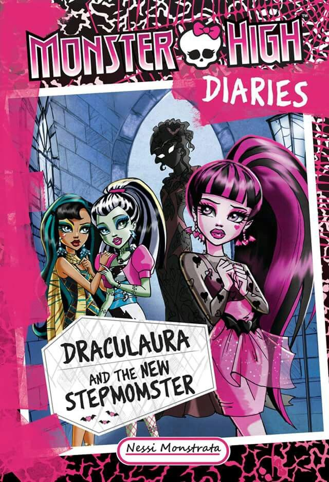 What??? A new history of monster high??? Oh My Rah