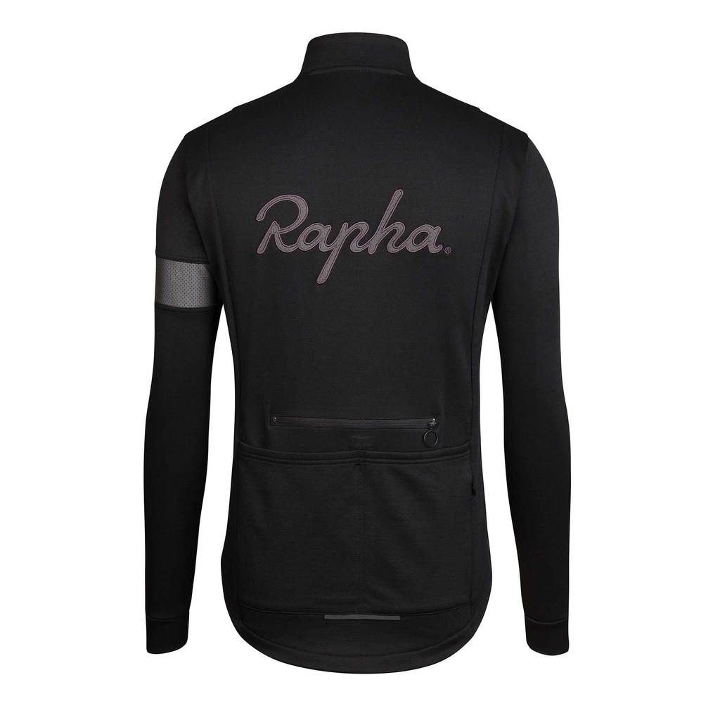 Cycling Wear Rapha Winter Windproof Jersey All About Cycling