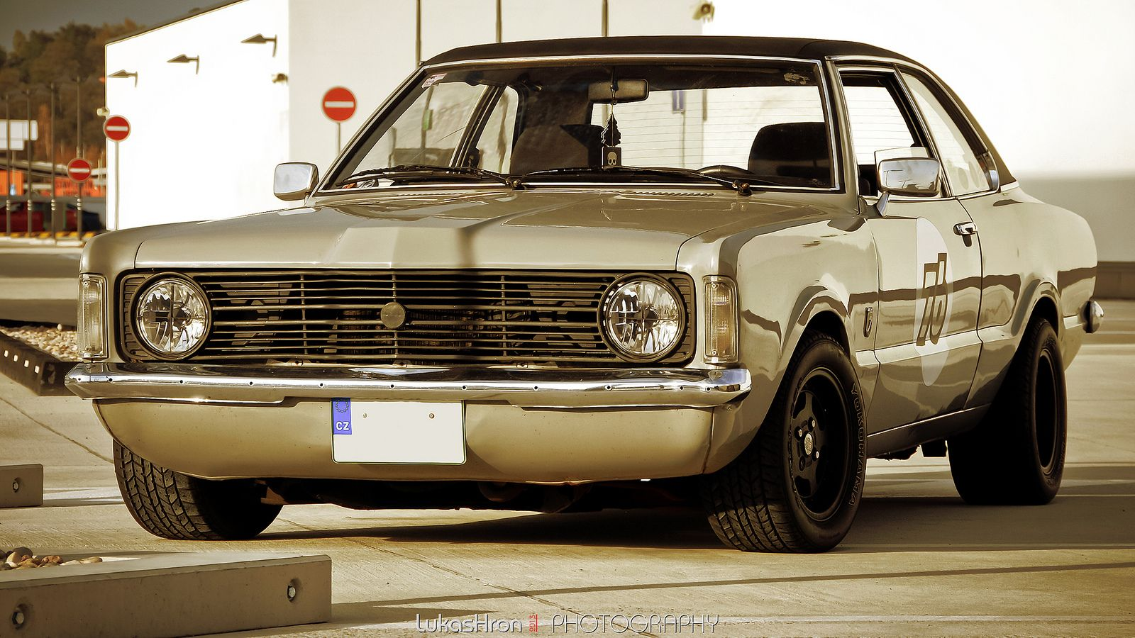 Ford Taunus Xl Knudsen Wallpaper Ford Classic Cars Ford Granada