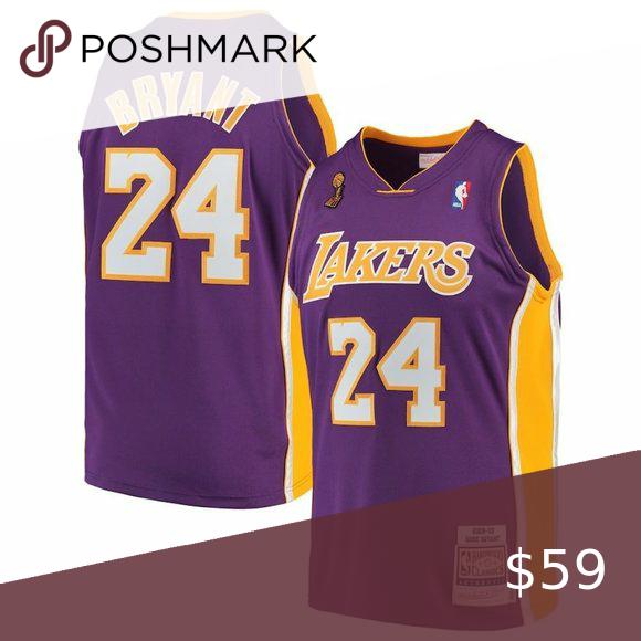 NBA Lakers No. 24 Kobe Jersey Please