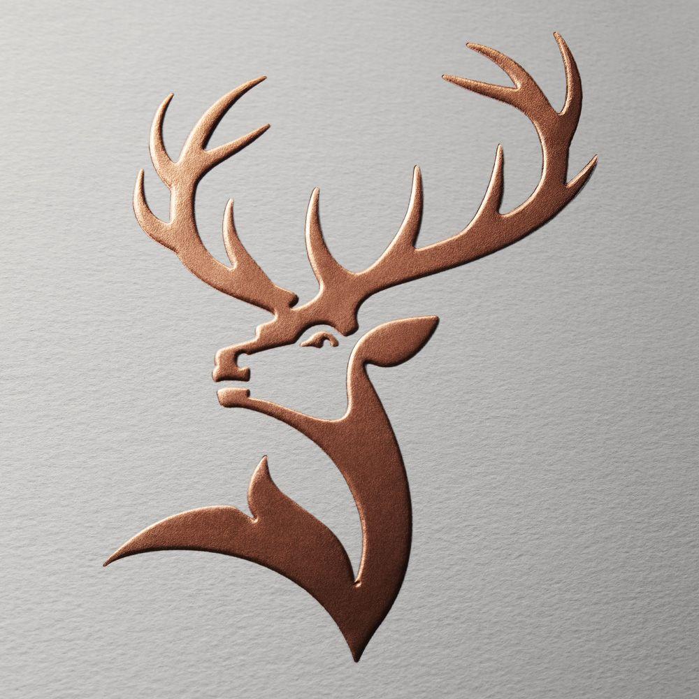 un cerf 12 bois d couvrez le nouveu logo glenfiddich cerf chantournage et tatouages. Black Bedroom Furniture Sets. Home Design Ideas