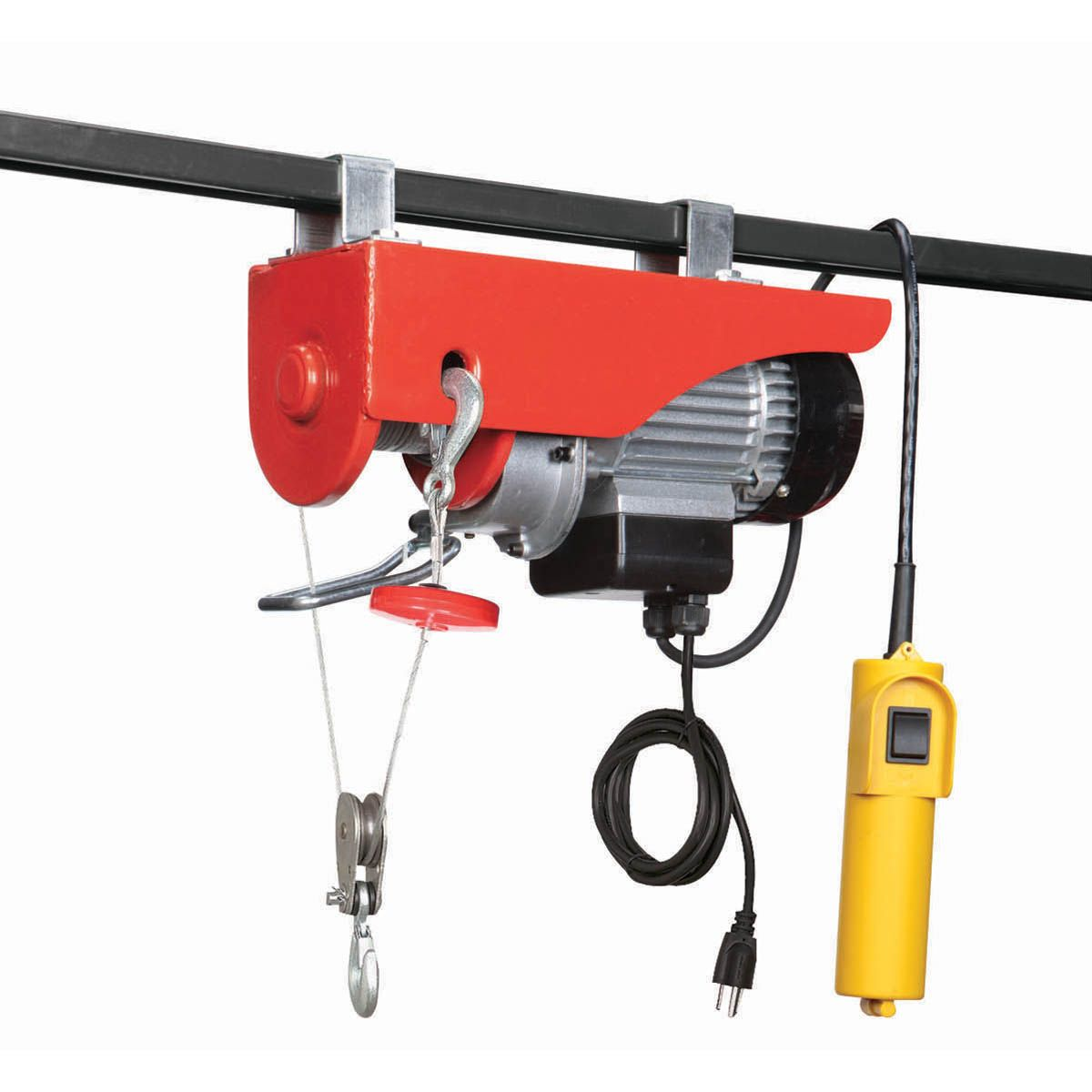 440 lb. Electric Hoist with Remote Control Garage lift