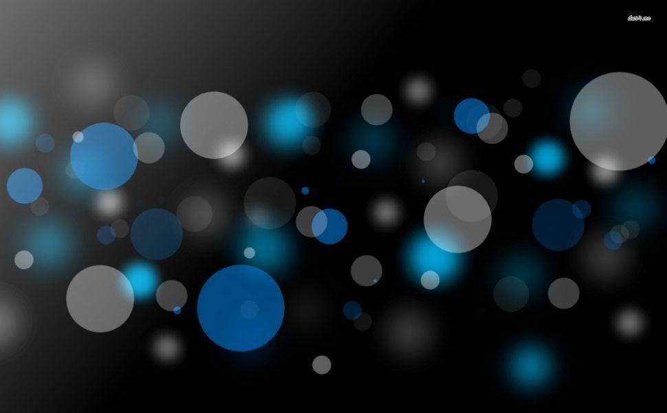 Glowing Bubbles Hd Wallpaper Wallpapers Pinterest Black