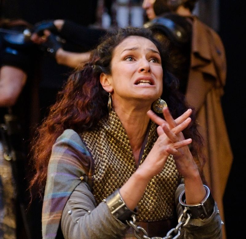 Character analysis of queen tamora in william shakespeares play titus andronicus