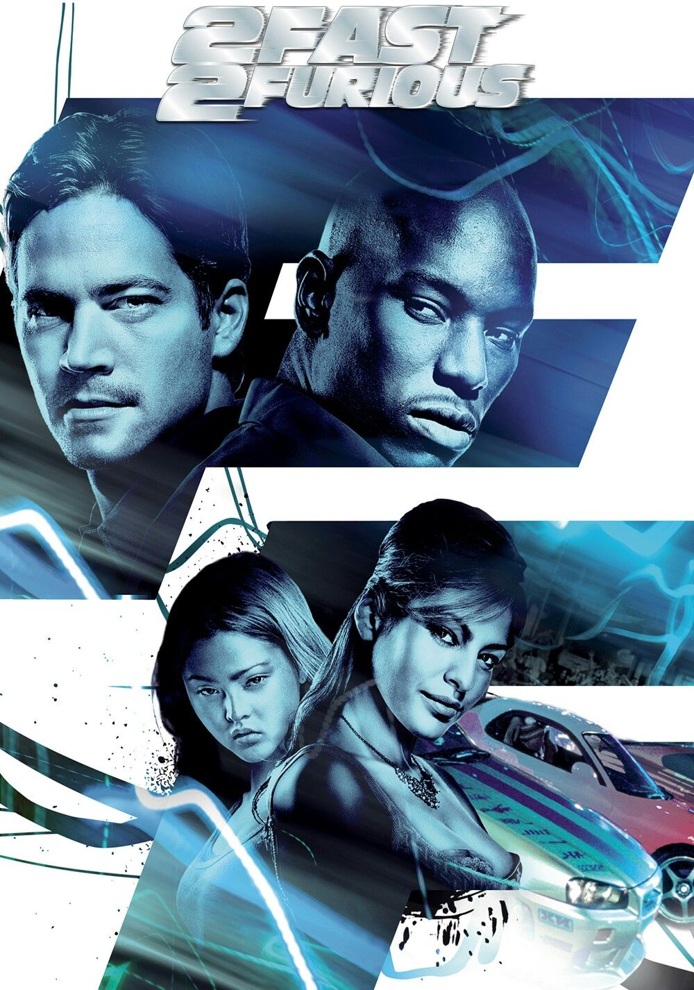 The Fast And The Furious 2 Fast 2 Furious Volume 2 Películas Completas Peliculas Dominic Toretto