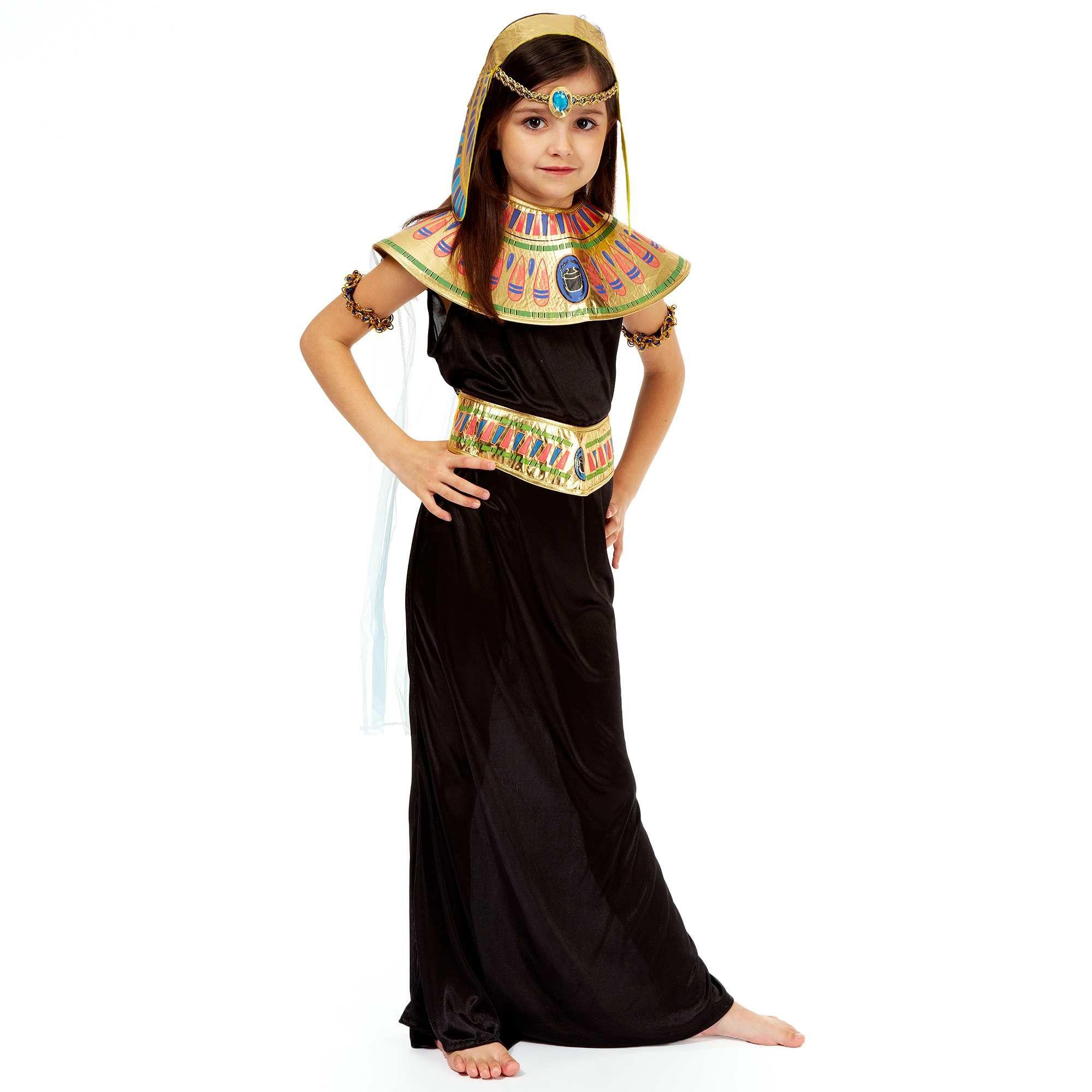 189ad408b2e Disfraz de egipcia Niños - Kiabi - 22