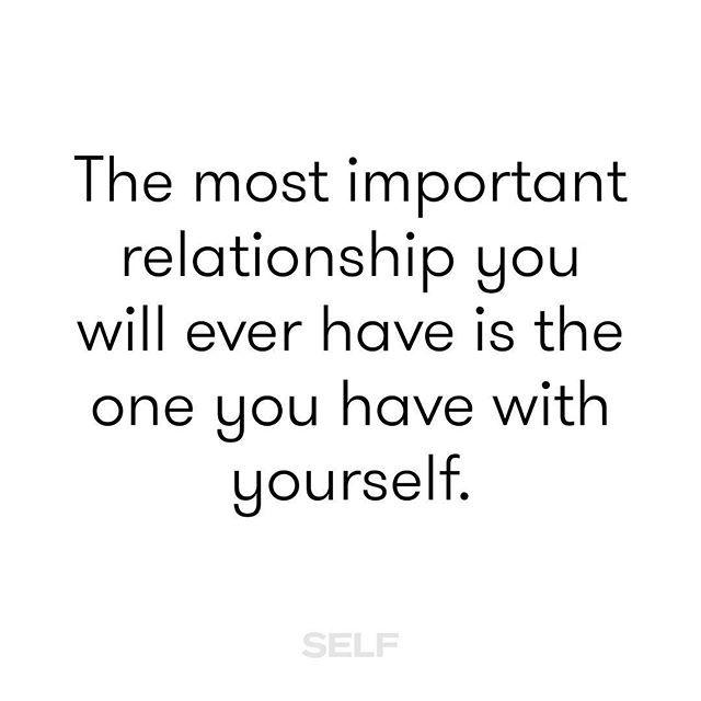 So true.   #selflovesunday #TeamSELF