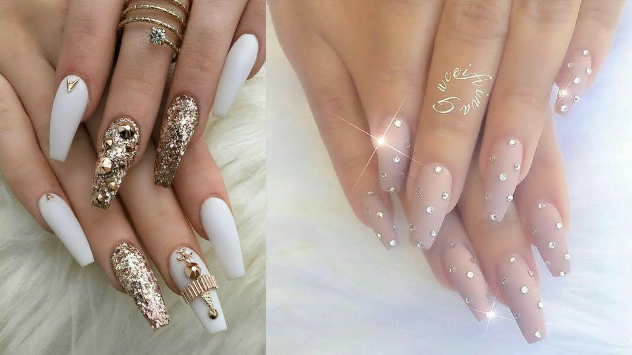 The Best Nail Art Designs Compilation New Cute Nail Art 4