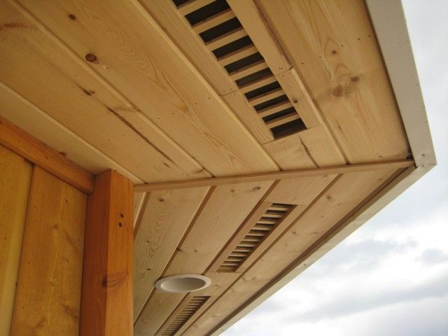 Soffit Roof Vents Gallery Lake Houses Exterior