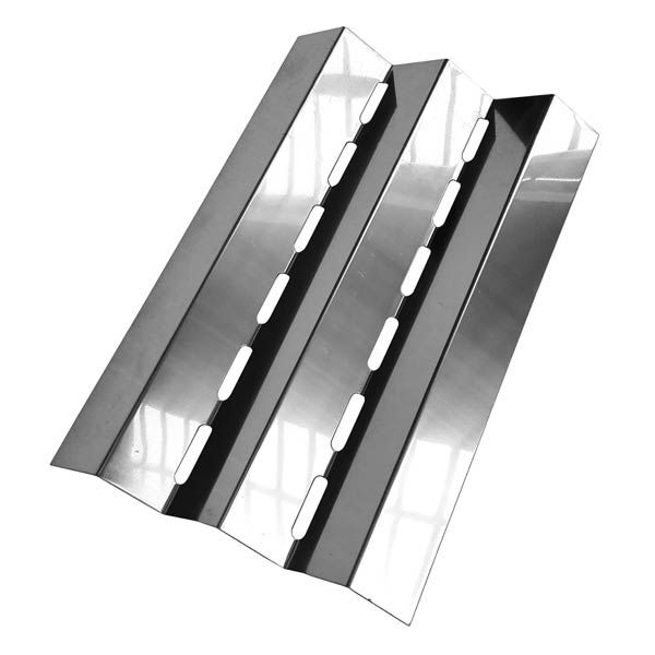 PORCELAIN STEEL HEAT SHIELD FOR BACKYARD GRILL GBC1308W ...