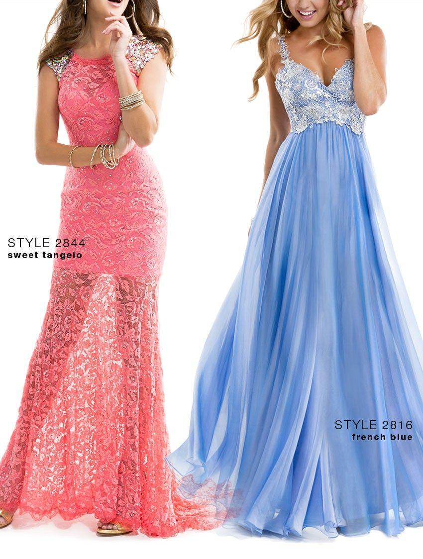 Prom Dress 2014 Trends