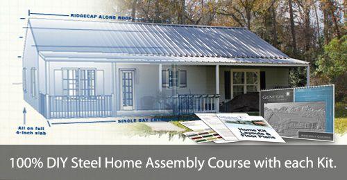Kit Home Steel Home Kits America S 1 Choice In Diy Steel Homes