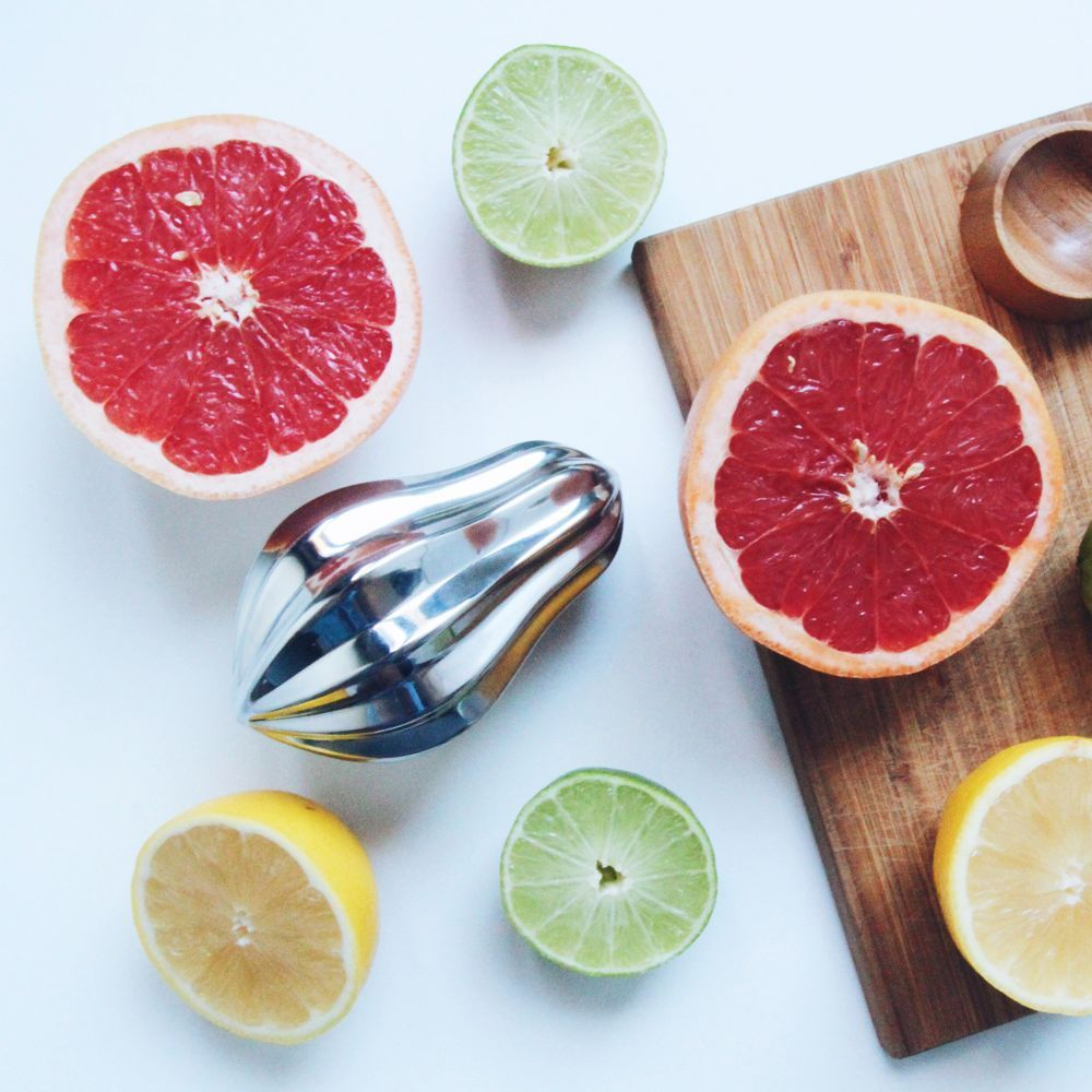 Magisso Citrus Reamer With Stand Stainless Steel Citrus Juicer