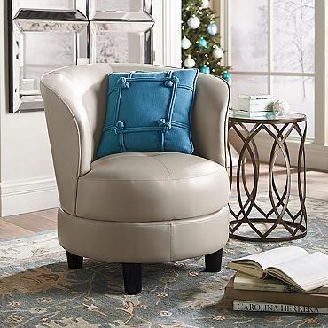 Lovely Rebecca Swivel Chair