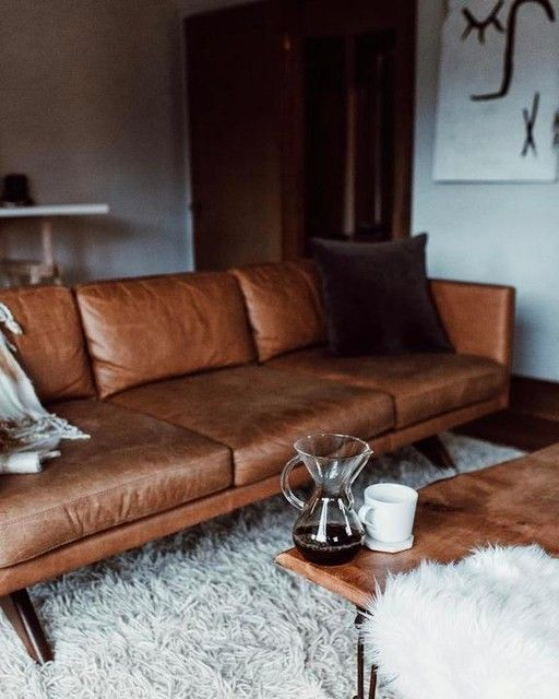 Brooklyn Down Filled Leather Sofa 81 Leather Sofa Natural
