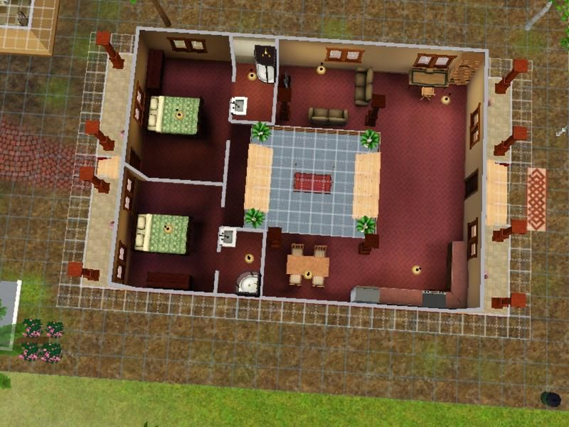 Old South Indian House Plans Indian Homes Indian House Plans House Plans