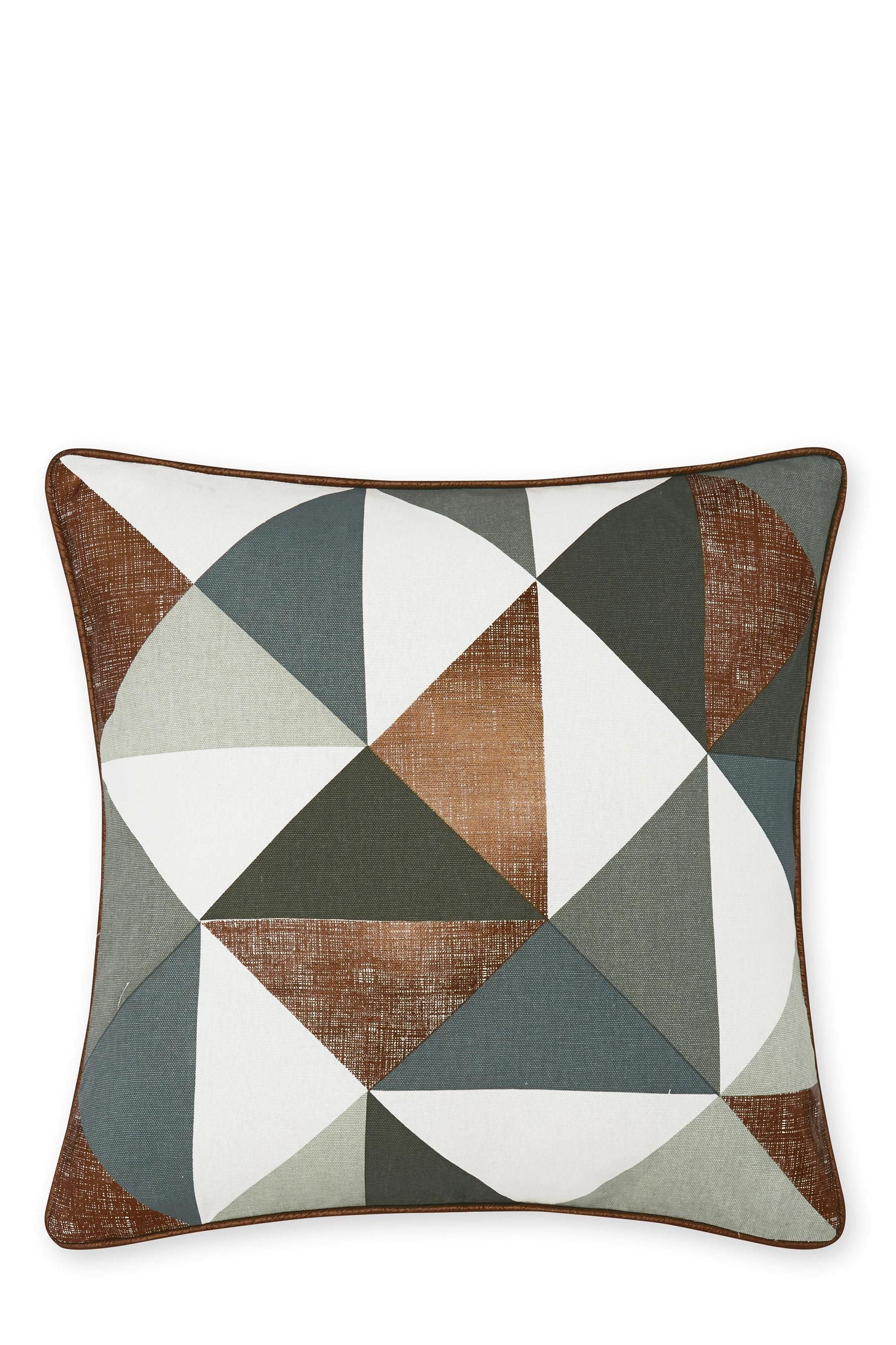 Buy Cushions Buy Copper Geo Cushion From The Next Uk Online Shop