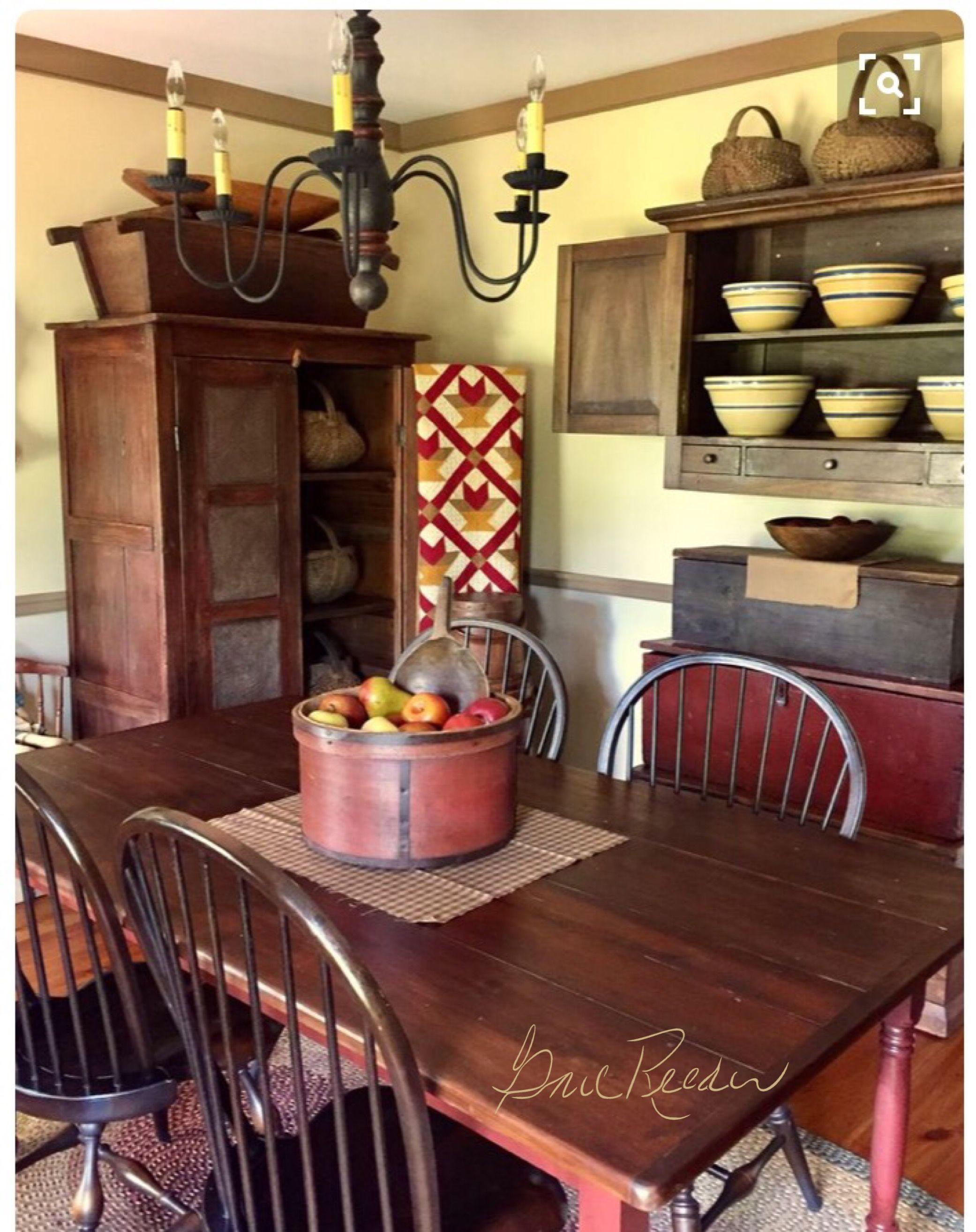 yellow ware bowls | house pictures | Pinterest | Comedores y Decoración