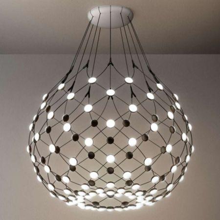 Mesh LED Pendant Light in 2018 Leuchte Pinterest Led pendant