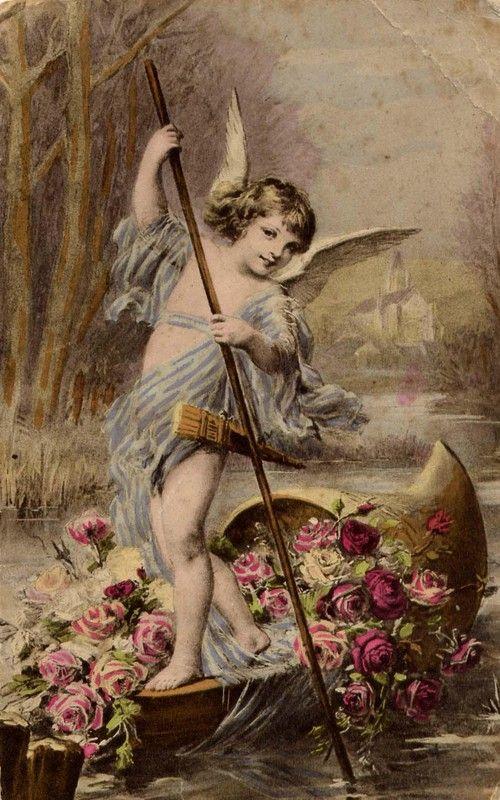 Cartes anciennes de bonne ann e chromos et belles images pinterest cartes anciennes bonne - Belles images bonne annee ...