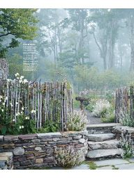 I Saw This In Beyond The Garden Gate In Martha Stewart Living