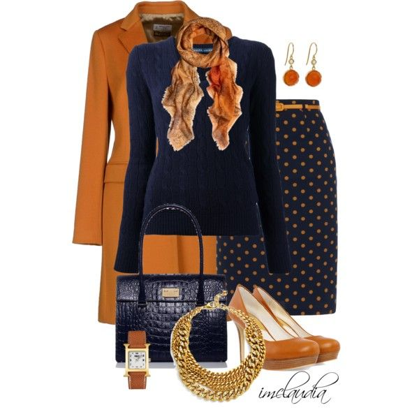 October Style, created by imclaudia-1 on Polyvore
