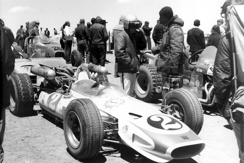 1968 Pikes Peak Hill Climb Race Mario Andretti Brawner Hawk Ford Car Does It Still Survive Message Me
