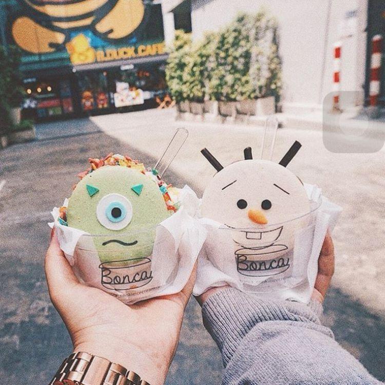 Hasil gambar untuk bonca cookie ice cream bangkok