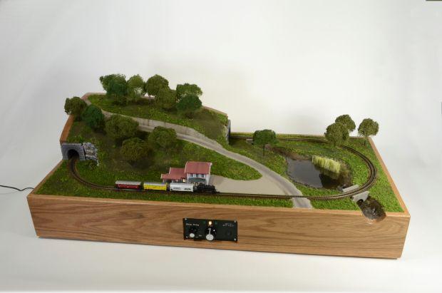 Bringing a Classic Marklin ZScale Model Railroad to Life