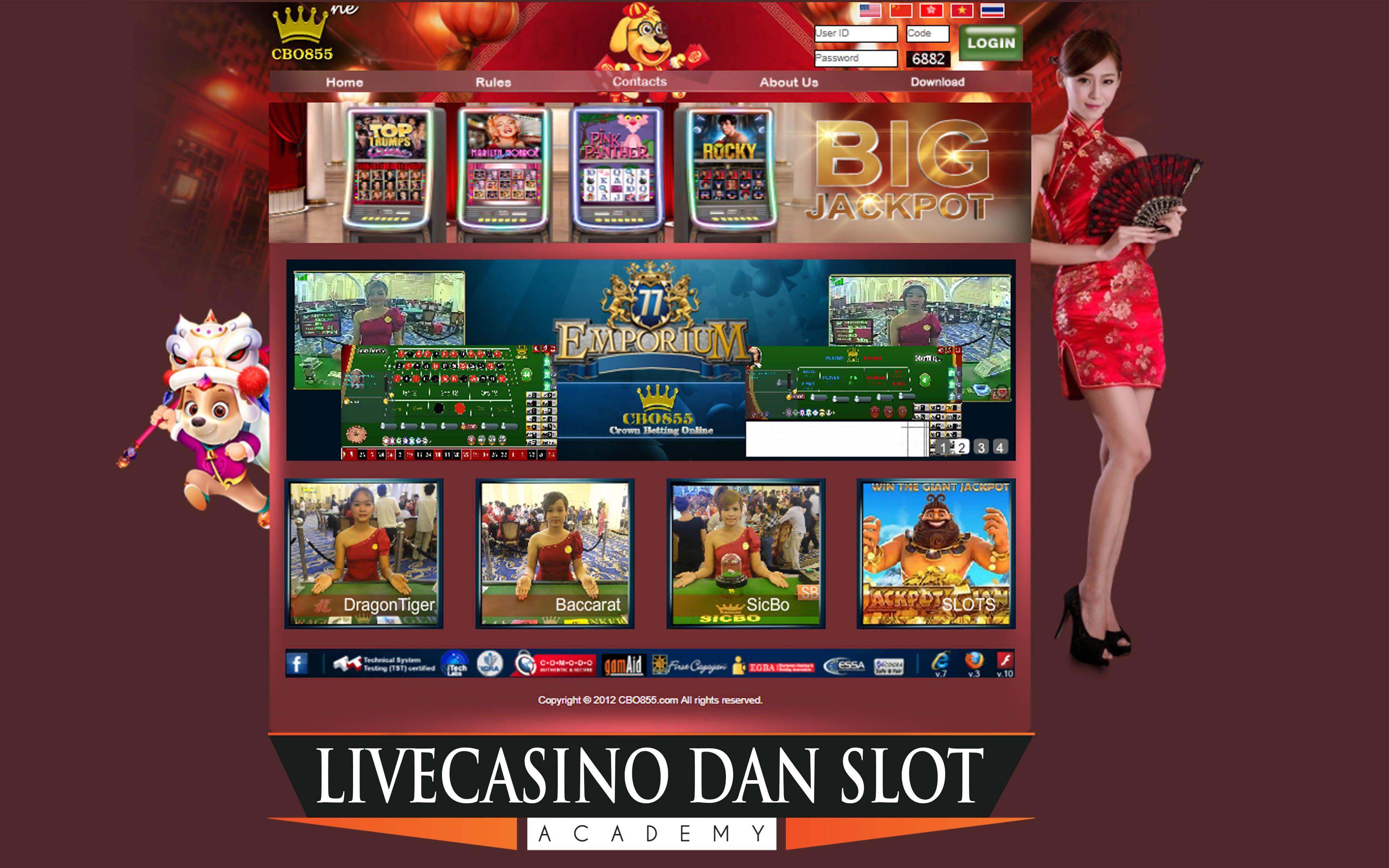 The Best Game Casino CBO855 Kamboja, Game, Telepon