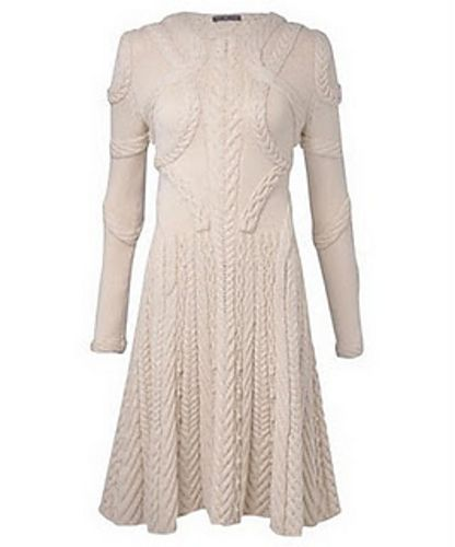 8620225e826 If Brienne of Tarth donned contemporary knitwear