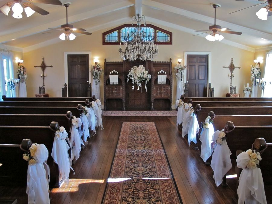 Wyldewood Wedding Chapel In Denison TX