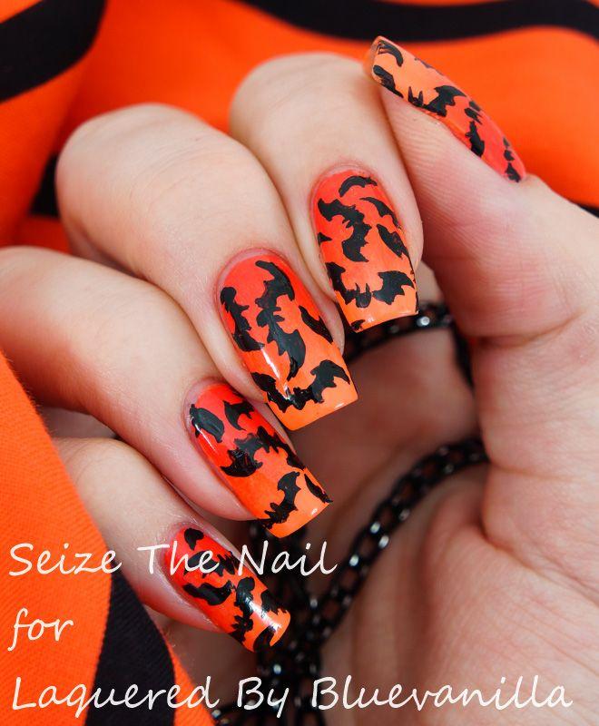 27 Best Halloween Nail Art Designs 2020 UK ...