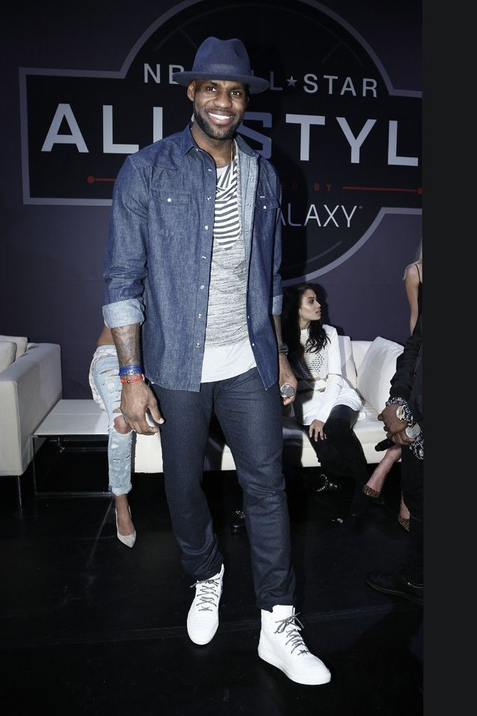 07ff00e13d01 NBA All-Star Fashion  From the Hardwood to the Runway