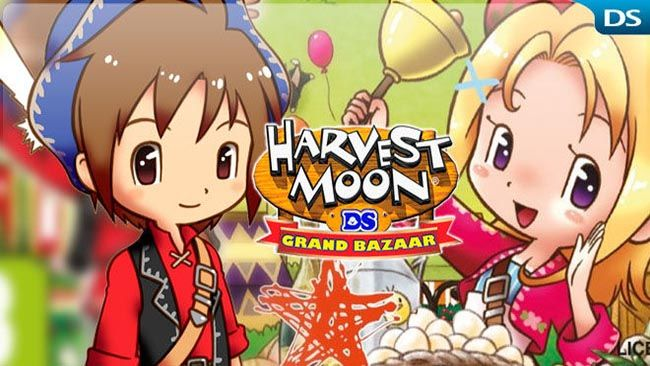 Pin by Ziperto Group on Favorites Games & Apps | Harvest moon ds