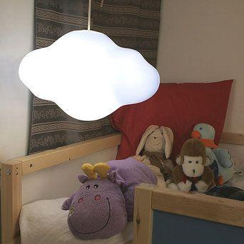 Luminaire enfant Pa Design Lampe nuage nimbus blanc pas cher ...