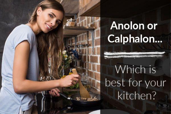 Anolon Vs Calphalon Which Is Best Anolon Calphalon Metal