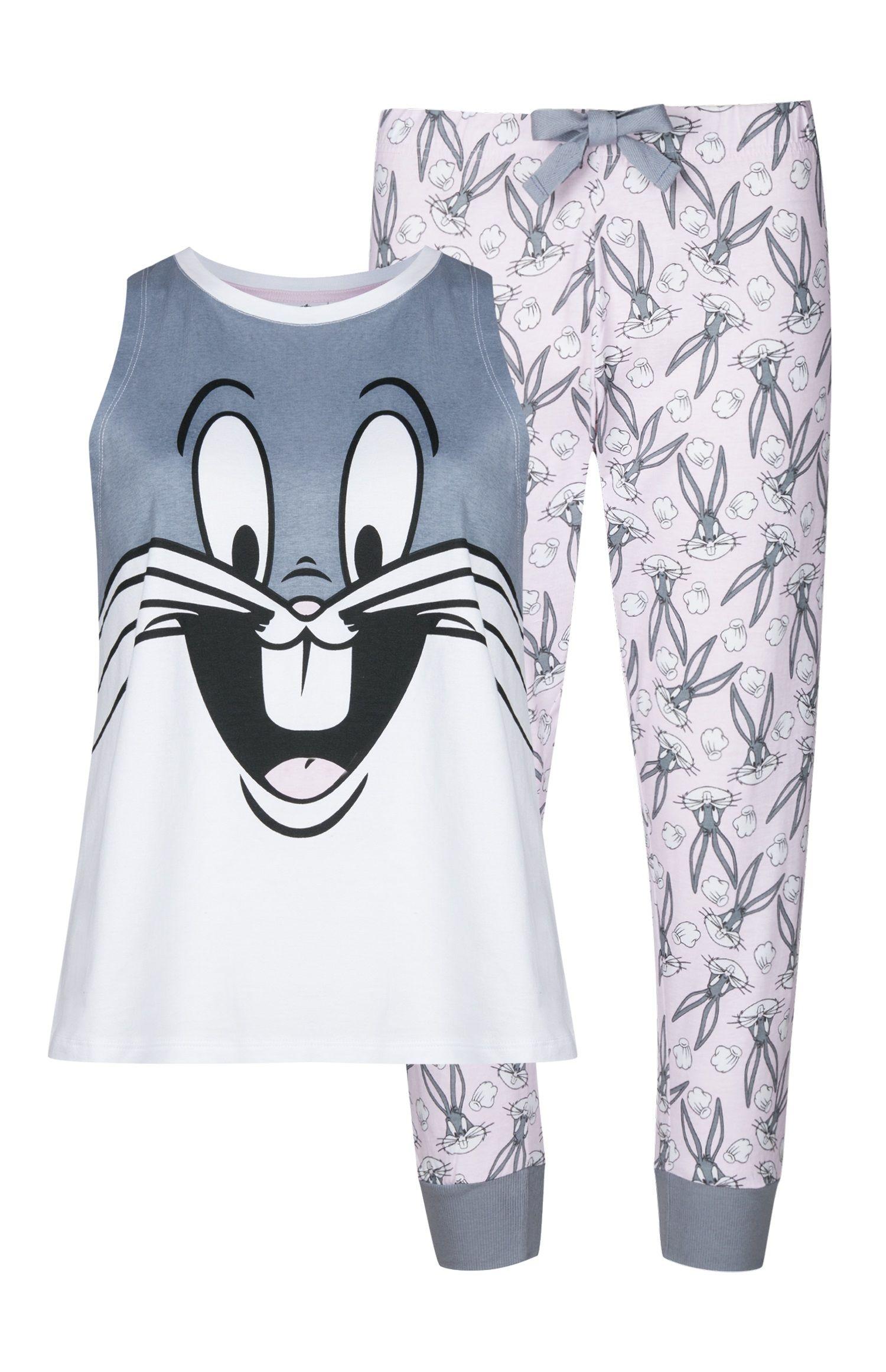 b39244d323 Primark - Pink Bugs Bunny Pyjama Set Looney Tunes