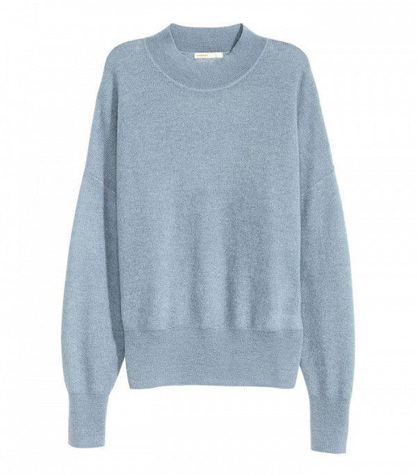 d683c3e0a H M Mohair-Blend Sweater