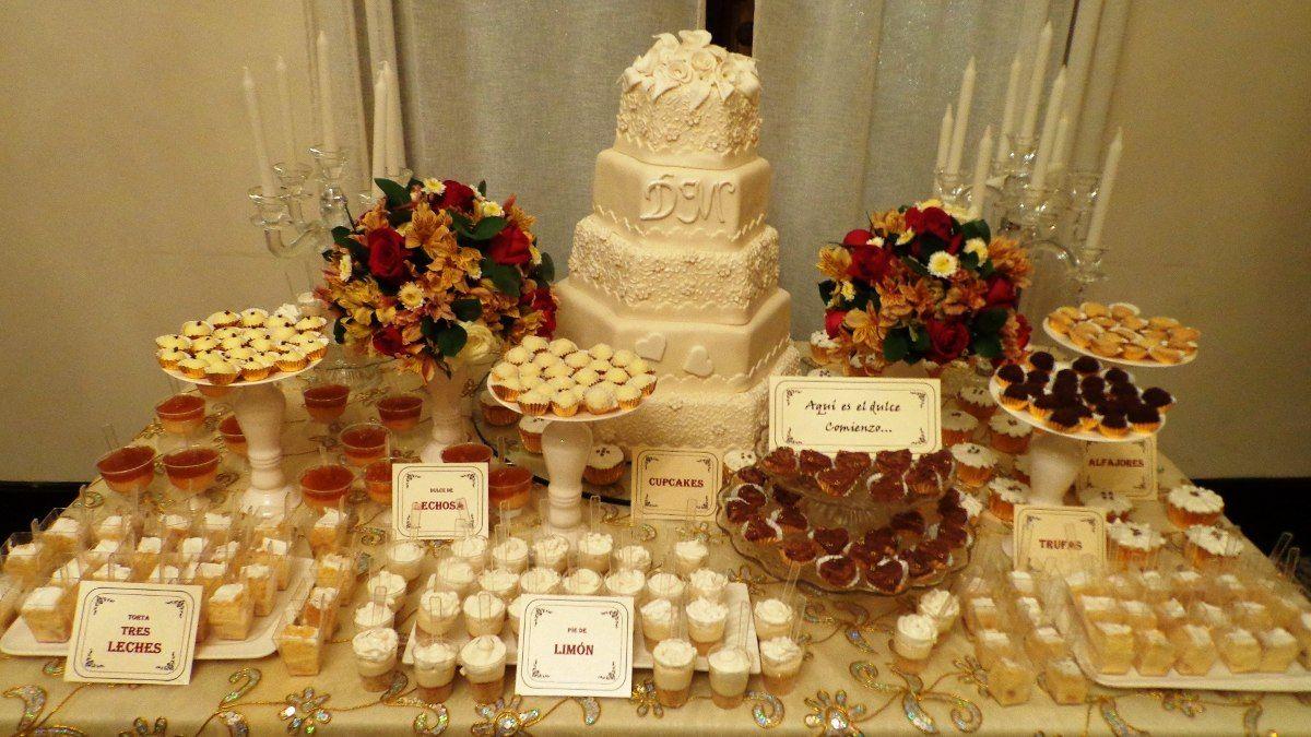 Mesa de dulces boda buscar con google decoraci n - Mesa de dulces para bodas ...