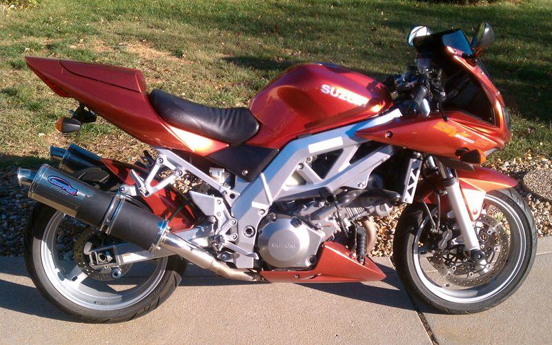 2004 Suzuki Sv1000s