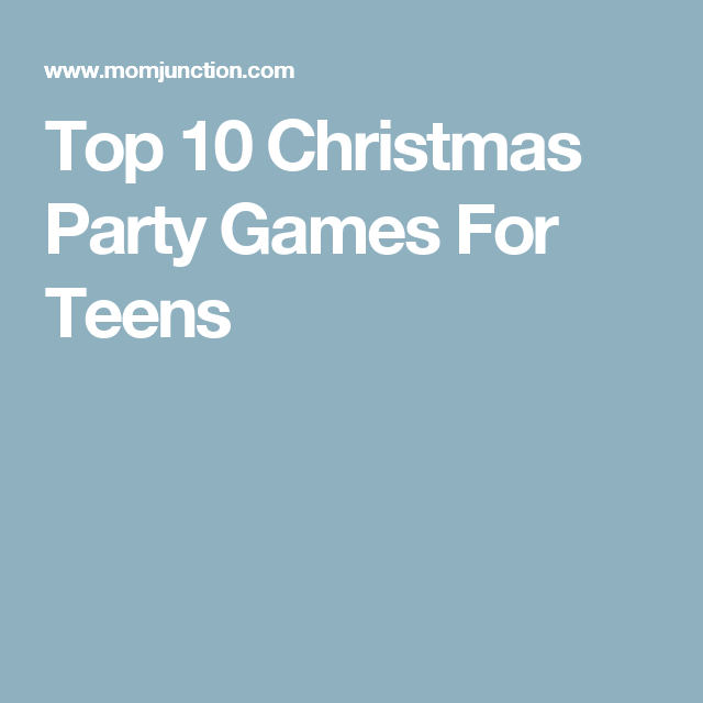 Youth Group Christmas Party Ideas Part - 46: Cheerful Holiday Ideas And Inspiration