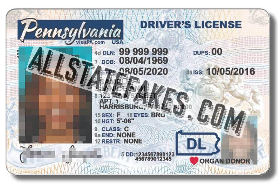 Fake ID Pennsylvania Pennsylvania, Ghost photos, Night club